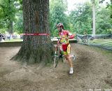 Field follows van den Bosch. © Cyclocross Magazine