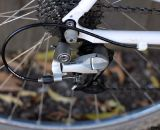 Shimano Deore LX for low-cost durability. ©Cyclocross Magazine
