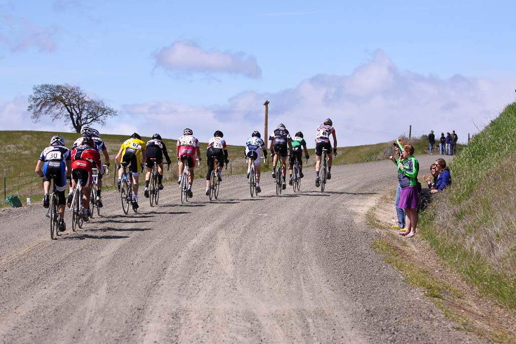 Wicks and Trebon help to whittle down the peloton at Cherry Blossom Classic ? Pat Malach, Oregon Cycling Action