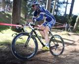 Chris Jones racing to the win on his Focus Mares at BASP #4 in San Francisco's Golden Gate Park. ? Cyclocross Magazine