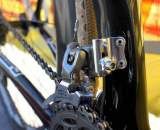 Jones opts for a Force derailleur to keep the chain in line. ? Cyclocross Magazine