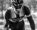 Jeremy Powers at the 2013 Cyclocross National Championships. © Chris Schmidt
