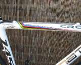 Zannata makes a big splash in the cyclocross market with their carbon Zannata. photo: courtesy