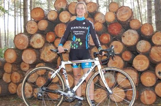 Veerle Ingels joins the Zannata-Champion System Team. photo: courtesy