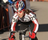 Zuzana Trnovcova, Collegiate Women Cyclocross National Championships. ? Janet Hill