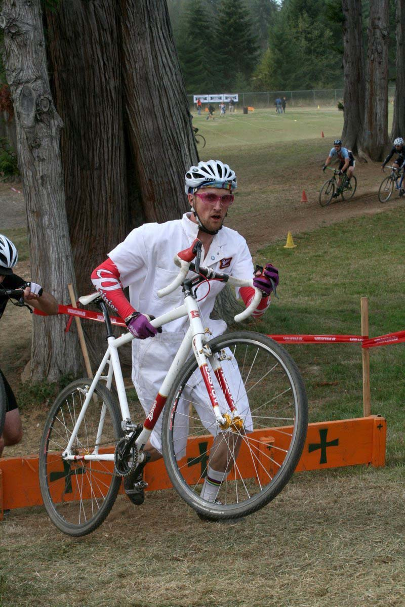 Cross Crusade #2, 2009, Rainier