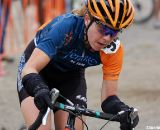 Alice Pennington took her second consecutive Cross Crusade win Sunday. ©Pat Malach