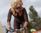 Cowardly Lion Serena Bishop Gordon found the courage to win both Saturday and Sunday Crusade races in Bend. ©Pat Malach