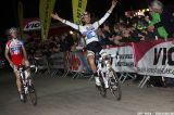 Niels Albert, Kevin Pauwels and Rob Peeters win the battle of the sexes from Marianne Vos, Daphny van den Brand and Sanne Cant. © Bart Hazen