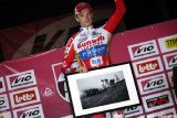 "Pauwels has been crowned as ""king winter"". Pauwels was choosen as best rider of the season by journalists and fans. © Bart Hazen"