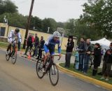 Lundgren takes the sprint © Keith Hower