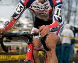 2007 Espoir National Champion Bjorn Selander getting his Mt. Borah skinsuit dirty