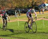 It is a race for second place as Van Gilder and Elliott chase. ? Paul Weiss