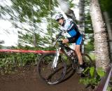 Cyclocrossers at the Mont Saint Anne MTB World Cup - by Joe Sales