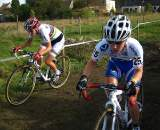 Vos and Havlikova battle it out in Koppenberg 2009 ? Dan Seaton