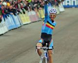 Belgium Niels Albert wins Koksijde Cyclocross Elite Men Worlds © Dean Warren