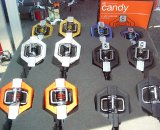 New Crank Bros Candy pedals, with improved bearing design © Ryan Hamilton