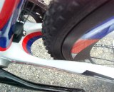 Fuji Altamira: lots of mud clearance, nice paint detail © Ryan Hamilton