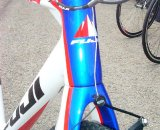 Fuji Altamira: tapered steer tube, Avid Shorty 4 brakes © Ryan Hamilton