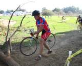Myrah's first year back, at Surf City in 2007.  ? Cyclocross Magazine