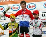 The beginners podium. ? Bart Hazen
