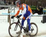 Lars Boom is undefeated in 'cross races this season. ? Bart Hazen