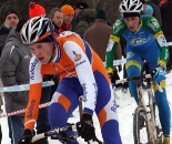 Lars Boom won't take the Dutch jersey to Worlds this year. ? Bart Hazen