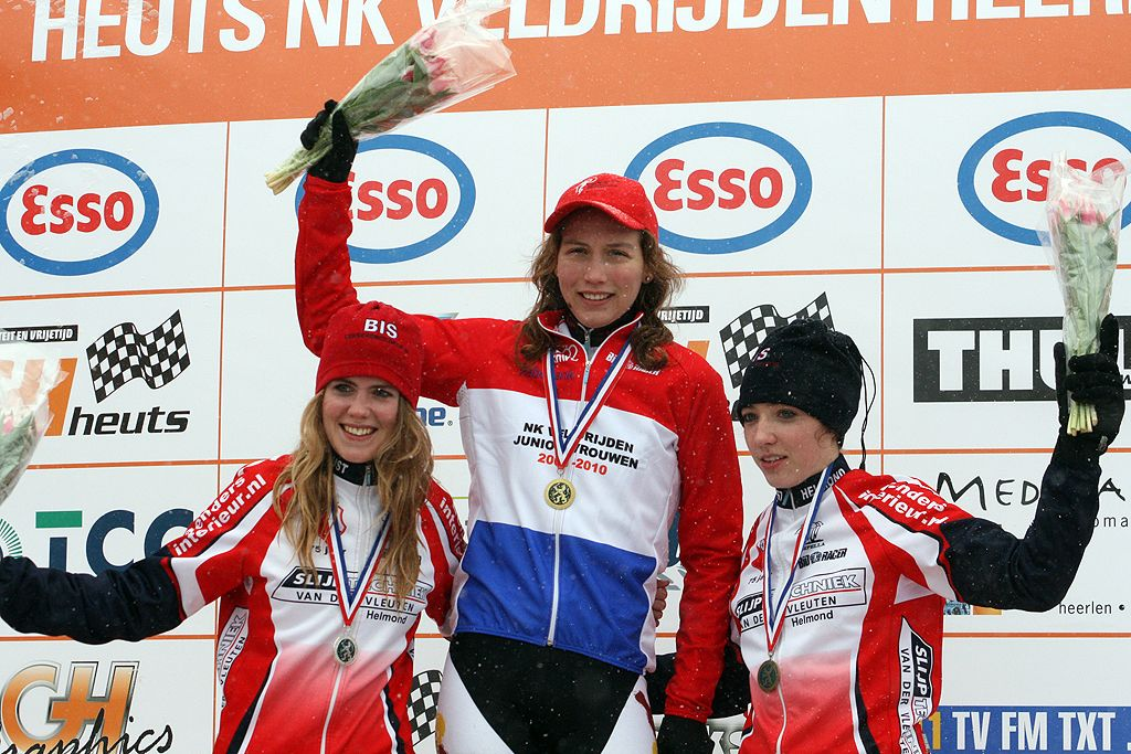 008JuniorWomen_Podium