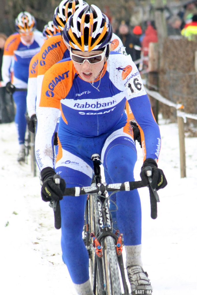 Gert-Jan Bosman at GP Heuts. © Bart Hazen