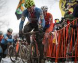 Czech racer Nipl in the Elite U23 World Championships of Cyclocross 2013 © Meg McMahon
