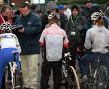 The same view the women's field typically has. 2009 Azencross - Loenhout GVA Trofee Series. ? Bart Hazen