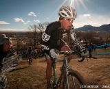 Melissa Seib at Elite Women 2014 USA Cyclocross Nationals. © Steve Anderson