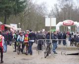 Riders and racers of all types gathered for the event. ? Jonas Bruffaerts