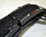 Close-up of the 2011 Panaracer Cedric Garcia cyclocross tire's tread. © Cyclocross Magazine