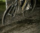 Deep mud created challenging conditions that Berden and Page excelled in. ©Matt James