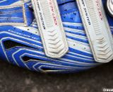 Grips to pull the straps make on-the-bike adjustment easy. Gaerne G. Keira mtb and cyclocross shoe. © Cyclocross Magazine