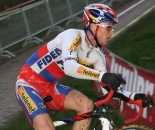 Zdenek Stybar would not extend it winning streak.  ? Bart Hazen