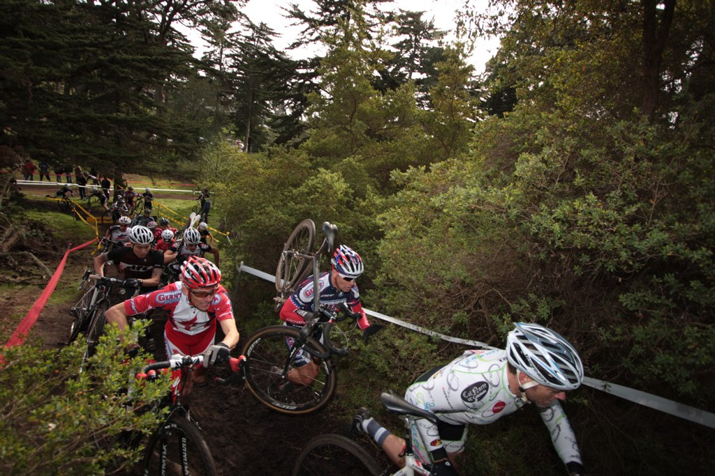 Ned Overend didn\'t get a call up but would still finish 10th among much younger men. © Scotty Paz