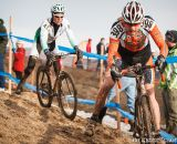 Emil Gercke in the men's 50-54 race at 2014 USA Cyclocross National Championships. © Mike Albright