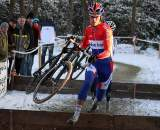 Lars Boom started from the back after not racing most of the cross season.  ? Bart Hazen
