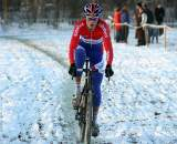 Lars Boom finished 22nd in his first 'cross race this season.  ? Bart Hazen