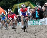 Men hit the sand at Cyclo-cross Grote Prijs van Brabant. © Bart Hazen