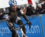 Erwin Vervecken races Baal for the last time. GP Sven Nys 2010 - Baal, Beglium. GVA Trofee Series. ? Bart Hazen