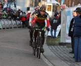 Nys in front of his home race. GP Sven Nys 2010 - Baal, Beglium. GVA Trofee Series. ? Bart Hazen