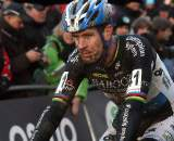 Vervecken rolls in for seventh. GP Sven Nys 2010 - Baal, Beglium. GVA Trofee Series. ? Bart Hazen