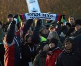 There was no doubt who was the crowd favorite. GP Sven Nys 2010 - Baal, Beglium. GVA Trofee Series. © Bart Hazen