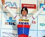 Stybar was happy with second. GP Sven Nys 2010 - Baal, Beglium. GVA Trofee Series. ? Bart Hazen