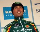 Nys was happy with the win in front of his home crowd. GP Sven Nys 2010 - Baal, Beglium. GVA Trofee Series. ? Bart Hazen