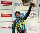 Nys won his own race for the fourth year in a row. GP Sven Nys 2010 - Baal, Beglium. GVA Trofee Series. ? Bart Hazen