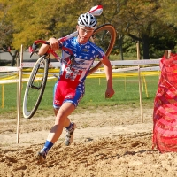 Ryan Kelly Gloucester Cyclocross Photos
